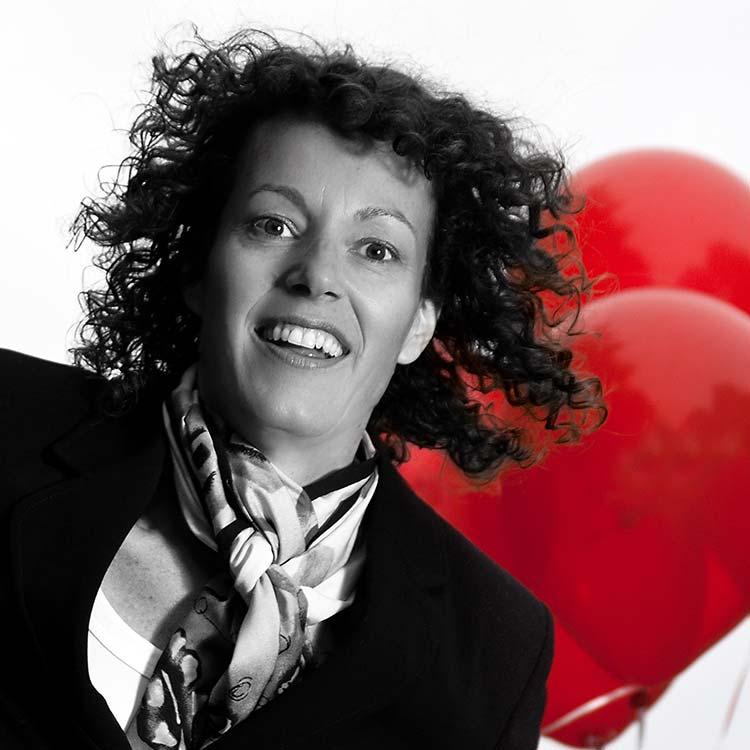 Astrid Voet is websitebouwer uit Uden